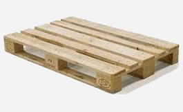 Euro-pallet de madera - Cargo Club Forwarders