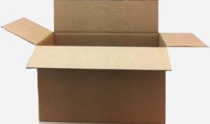 Caja cartón grande - Cargo Club Forwarders