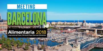 Barcelona meeting 2018  – Alimentaria