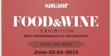 See you at SAVBOR Food & Wine Exhibition 2015