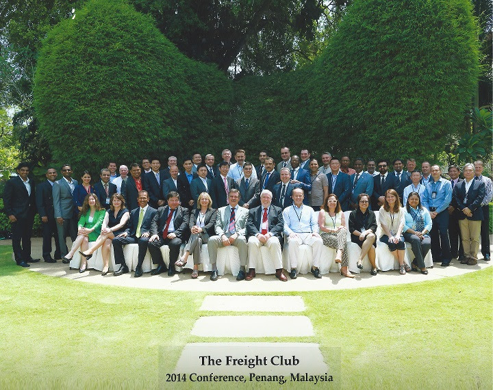 The Freight Club Conference 2014